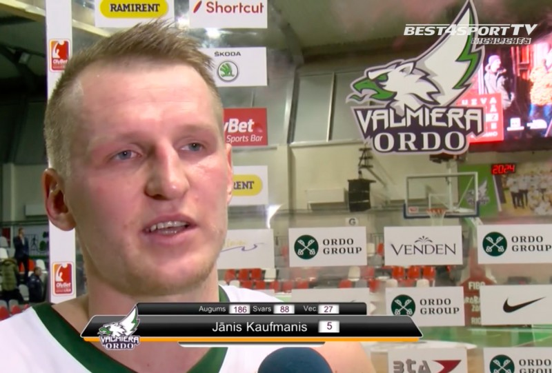Video: Kaufmanis: